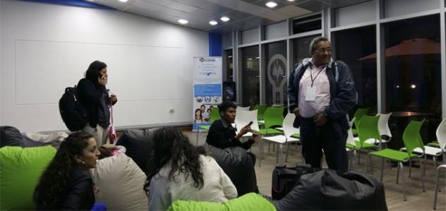Inauguración espacios de Coworking en la sede Cuenca